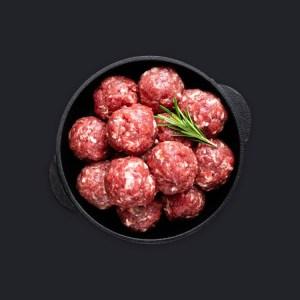 كرات اللحم | Meatballs Neat Meat